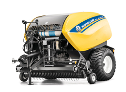 NEW HOLLAND ロールベーラーRB125