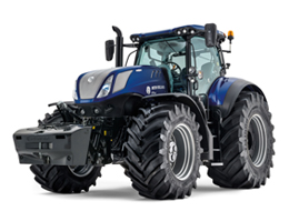 NEW HOLLAND T7 HD SERIES