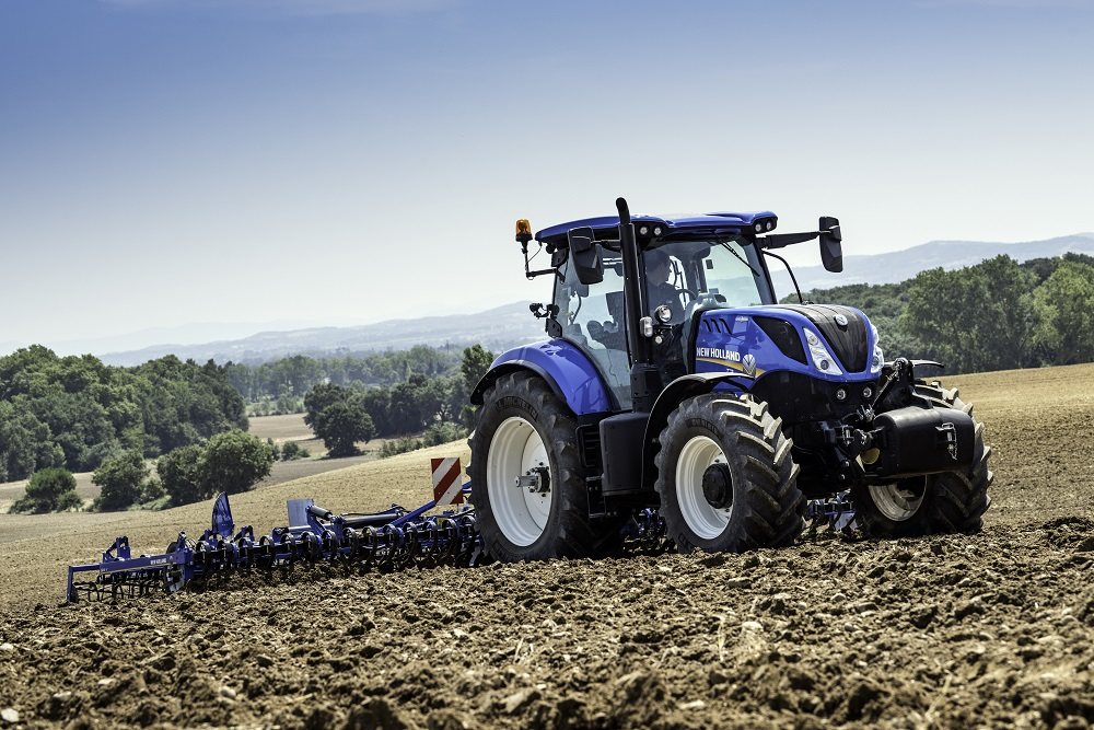 NEW HOLLAND T7 CLASSIC
